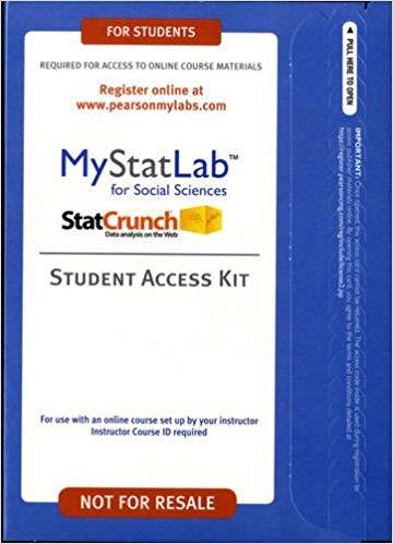 The Importance of Mystatlab